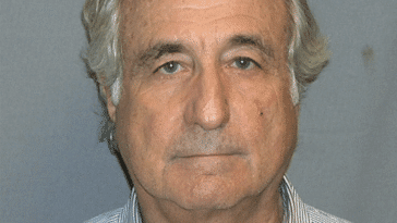 The Department of Justice released this mugshot of Bernie Madoff in 2009/Department of Justice